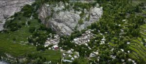 kharfaq village